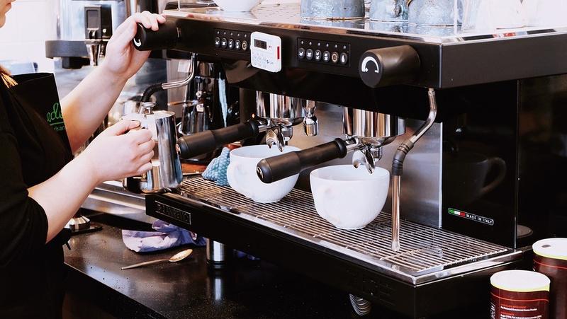 Espresso Machine Training